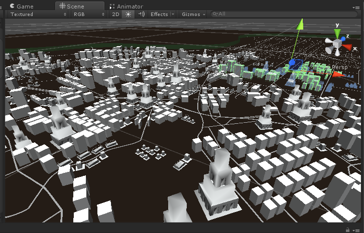 Gamasutra - Sponsored: Putting real map data in Unity game engine ...