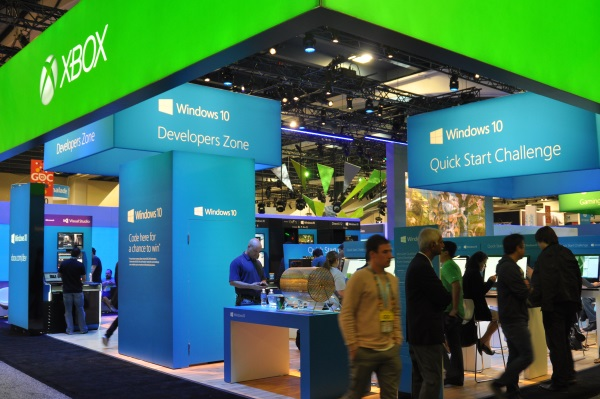 GDC booth Windows 10-sm